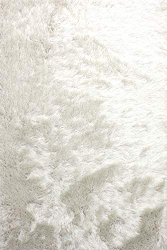 Tappeto Shaggy pelo lungo Prestige bianco 120x170 cm - tappeto morbido extra lungo