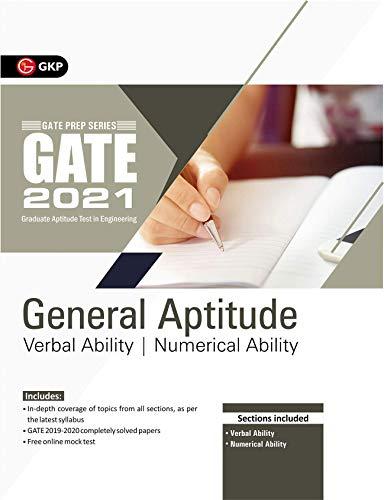 GATE 2021 - Guide - General Aptitude (English Edition)