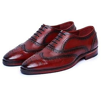 Best wine color shoes Reviews