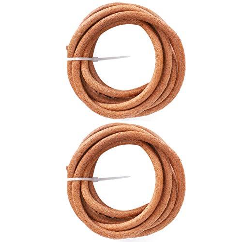 Cinturones para máquinas de coser, cinturones de repuesto p