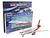 Revell - 64861 - Maquette - Avion Civil Model Set - Airbus A320 Air Berlin - 60