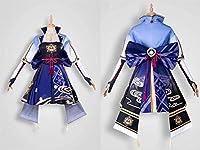 腰道具付き 原神 (Genshin)げんしん 神里綾華 かみさとあやか コスプレ衣装 仮装 ステージ服 舞台 ハロウィン クリスマス