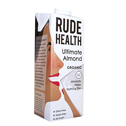 Rude Health Foods   Ultimate Almond Milk - Organic   1 x 1l