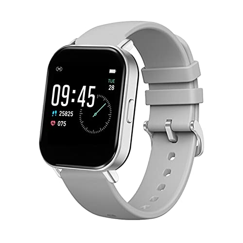 YWS Smart Watch, IP67 Reloj De Deportes Impermeable A Prueba De Agua Trucidador De Fitness De Fitness Temperatura Corporal Monitor De Ritmo Cardíaco R66 Smartwatch para Android iOS,F