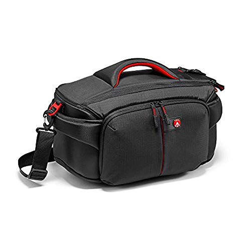 Manfrotto 191N Pro Light Camcorder Case for Sony PXW-FS5, Canon XF205, HDV and VDSLR Cameras, Small
