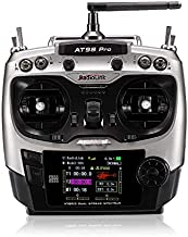 Radiolink AT9S Pro 10/12 Channels RC Radio Transmitter and Receiver R9DS 2.4GHz Remote Controller Long Range for FPV Racing Drone/Quad/Fixed Wing and More (Mode 2 Left Hand)