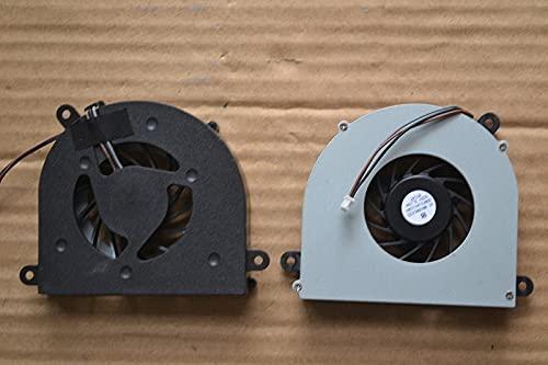 Ellenbogenorthese-LQ 100% Nuevo Ventilador de refrigeración de CPU para Ordenador portátil para Lenovo IBM Ideapad Y550 Y550M Y550A UDQF2JHIICQU