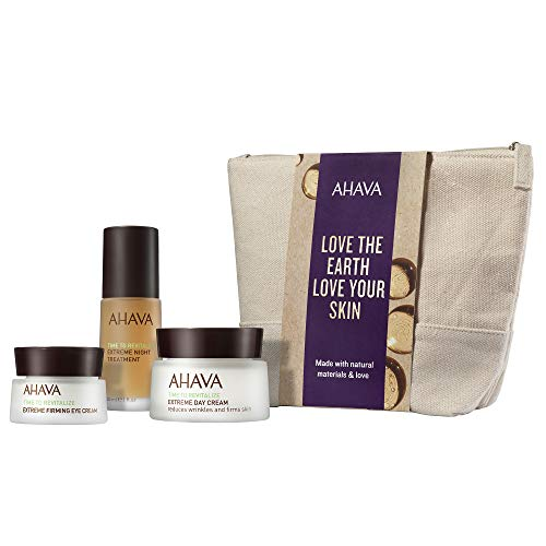 AHAVA Dead Sea Extreme Day Night and Eye Cream Value Set