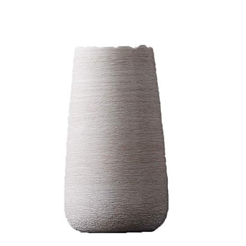 WKHQQ Vasi Tradizionali Vaso Bottiglia di Porcellana Vaso in Ceramica Vaso Artistico in Ceramica Vaso Decorativo per Famiglia Vaso di Fiori Finti