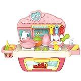 Play Doh La Cuisiniere, Jouet de jeu de cuisine avec jeux de cuisine avec ustensiles de cuisine, Jouets, Casseroles et poêles pour garçons et filles de 3 ans 5 4 6