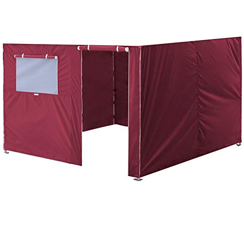 Eurmax Pop Up Canopy Top Gazebo Tent cover Replacement Top Only (8x8 Feet, Kelly green)