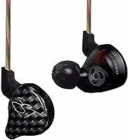 Yinyoo KZ ZST In-Ear-Kopfhörer, mit Balanced Armature- + Dynamic Hybrid Dual-Treibereinheit, HiFi-Bass-Headset bzw. -...