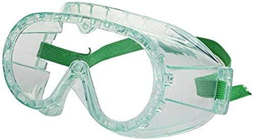 Anteojos Intermitentes Gafas de Laboratorio antiniebla Gafas Protectoras Gafas de Impacto a Prueba de Polvo Gafas a Prueba de ácido y Salpicaduras Uptodate