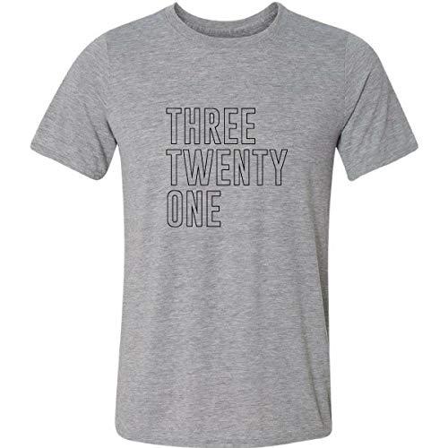 Camiseta Three Twenty One Trissomia 21 Síndrome De Down