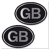 Biomar Labs 2 pegatinas de vinilo para coche, moto, bicicleta, casco, ventana, tuning B 258