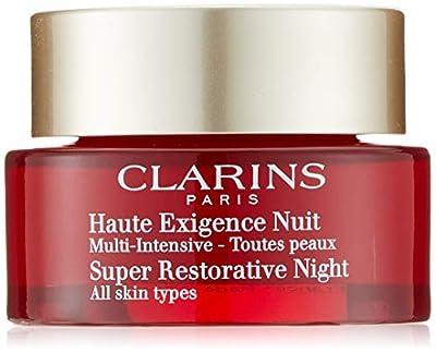 Clarins Super Restorative Night Cream All Skin Types, 50 ml by Clarins