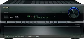 Onkyo TX-SR806 7.1 Channel Home Theater Receiver  Black   Discontinued by Manufacturer