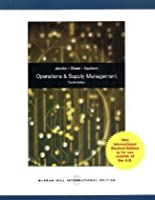 Operations and Supply Management [With CDROM]