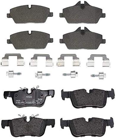 Front Rear Brake Pad Sets Kit Genuine Rang Popular Base BMW For Over item handling ☆ I01 i3