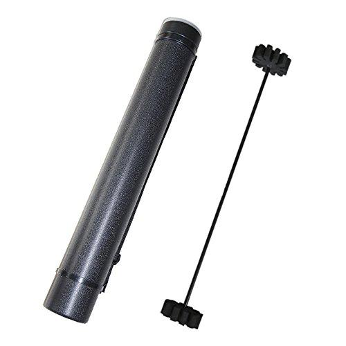 Toparchery Röhrenköcher mit Insert aus Schaumstoff für den Bogenpfeile Bogensport Bogenschießen