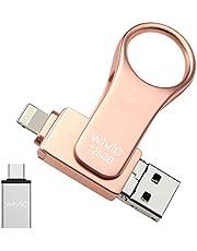WIVIC USBメモリ iPhone フラッシュドライブ