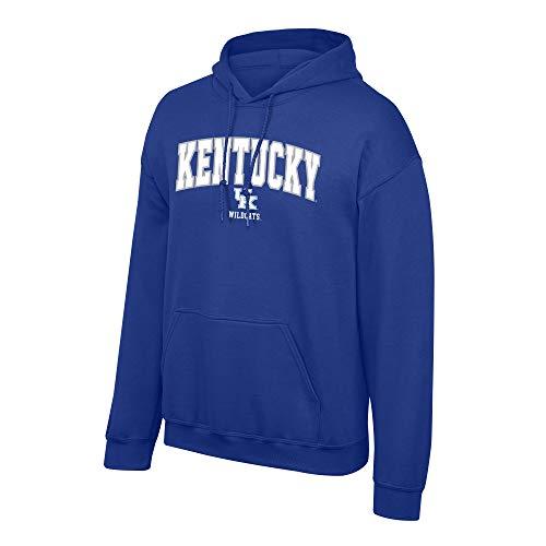 Elite Fan Shop Kentucky Wildcats Men's Team Color Arch Hoodie Sweatshirt, XX-Large