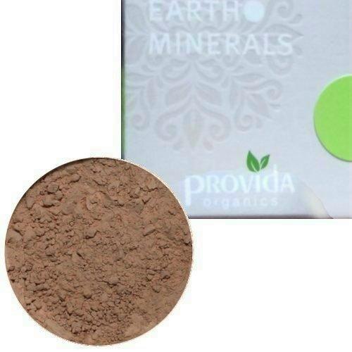 provida Earth Minerals Teint Tapis Satin Light 6, contenu 6 G