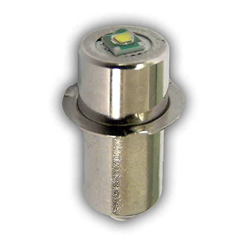 MagLite LED Upgrade Ersatz lampe Taschenlampen 3D/3C zellen. 200 Lumen CREE LED