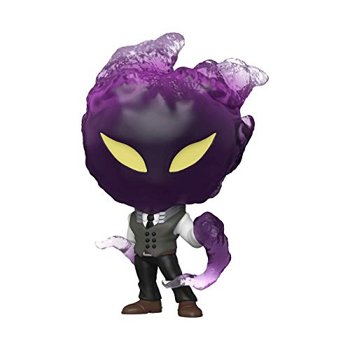 Funko- Pop Animation: My Hero Academia-Kurogiri Figura Coleccionable, Multicolor (48466)
