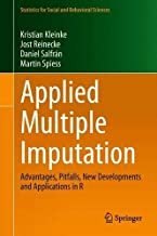 Applied Multiple Imputation: Advantages, Pitfalls, New Developments and Applications in R