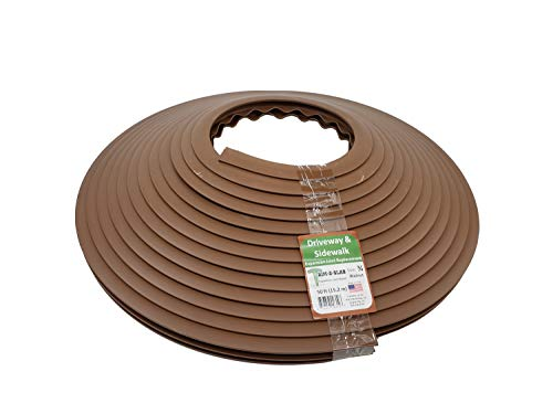 Trim-A-Slab (Walnut) Expansion Joint Repair/Replace Material - 3/4' x 50 Linear feet (15.2m)