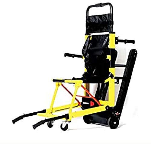 We1lessz Compact Multi-Funzione di Riabilitazione Crawler di Sollevamento Sedia Eco Batteria Scala Elettrico Arrampicata Sedia A Rotelle per Anziani Disabili
