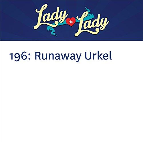 Runaway Urkel audiobook cover art