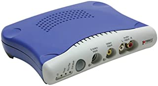 Pinnacle USB 2.0 PCTV Deluxe Tuner and Video