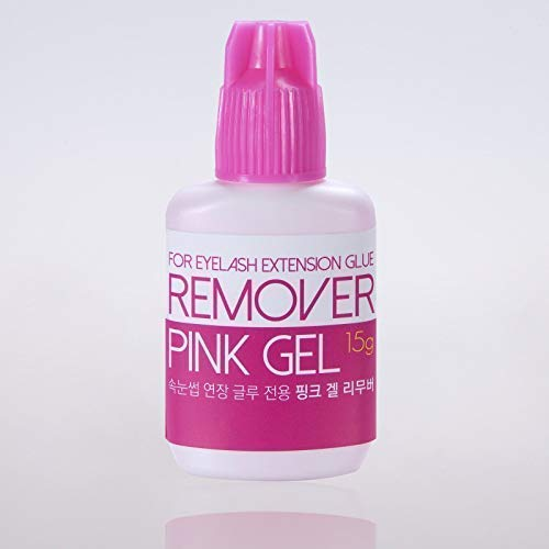 Extension de Cils Dissolvant Rose Gel Sky Cils Extension Démaquillant 15g