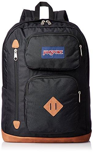 Jansport 26 Ltrs Black School Backpack (JS00T71A3M5)