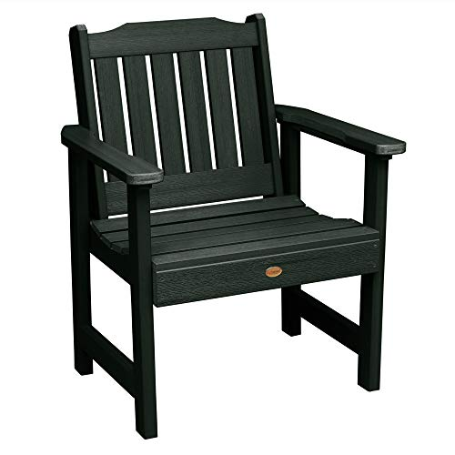 Highwood AD-CHGL1-CHE Lehigh Garden Chair, Charleston Green