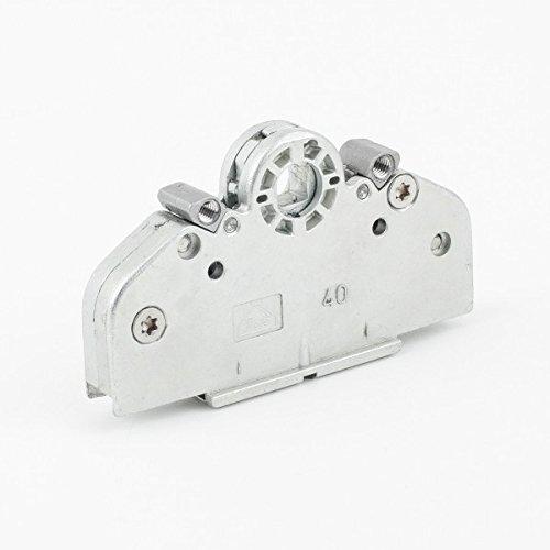 ROTO Schneckengehäuse ' D 40 ' Getriebeschloß CENTRO schraubbar mit ToniTec® Upgrade