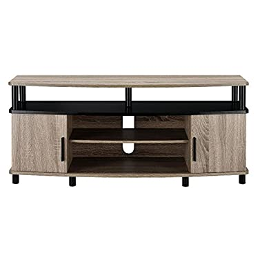 Ameriwood Home Carson TV Stand for 50-Inch TVs (Sonoma Oak)