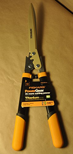 Check Out This PowerGear Titanium 24 in. Hedge Shears