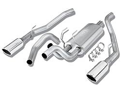 Borla 140307 Stainless Steel Cat-Back Exhaust System - RAM 1500