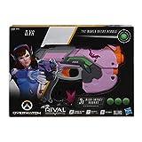 Nerf- Rival Overwatch D.Va y 3 recargas (Versión Española), Multicolor (Hasbro E3122190)