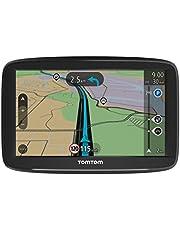 TomTom Start 52 Auto Navigator, 5 Inch, met Lifetime EU Kaarten en Resistief Scherm (Gereviseerd, Officieel Certificaat)