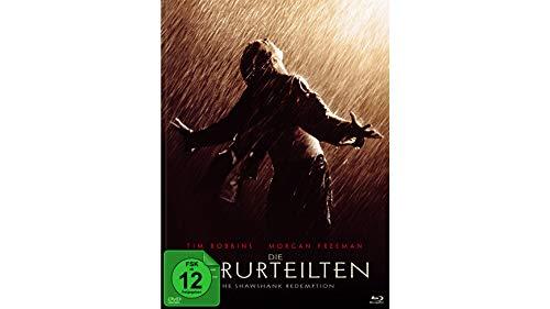 Die Verurteilten - Edition zum 25-jährigen Jubiläum - Mediabook (Blu-ray + DVD)