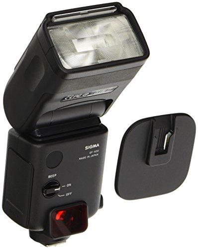 Sigma F50956 EF-630 Blitzgerät (geeignet für Sigma Kamera)