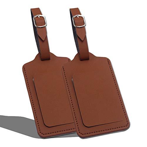 Etiquettes de bagages pour valises Personalised- (Kaki...