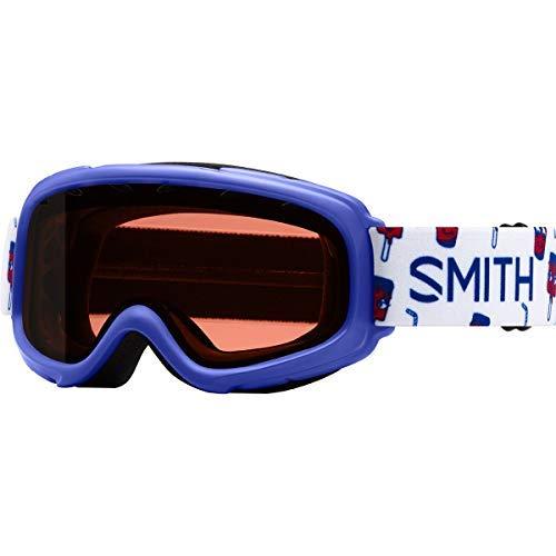 SMITH Gambler Air Gog-Rc36, Maschera da Sci Gioventù Unisex, Blue Showtime, Uni