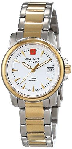 Swiss Military Hanowa donna-orologio XS Swiss RECRUIT LADY al quarzo in acciaio inox PRIME 06-7044 1,55,001.