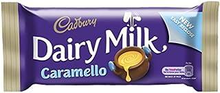 Cadbury Dairy Milk Caramello 49g Chocolate Bar from Ireland
