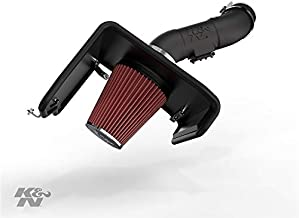 K&N Cold Air Intake Kit: High Performance, Guaranteed to Increase Horsepower: 2012-2019 Toyota Tundra 5.7L V8,63-9036